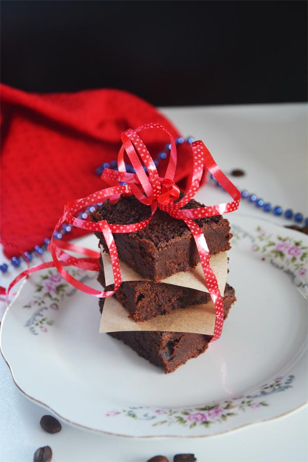 ciasto czekoladowe brownie 1