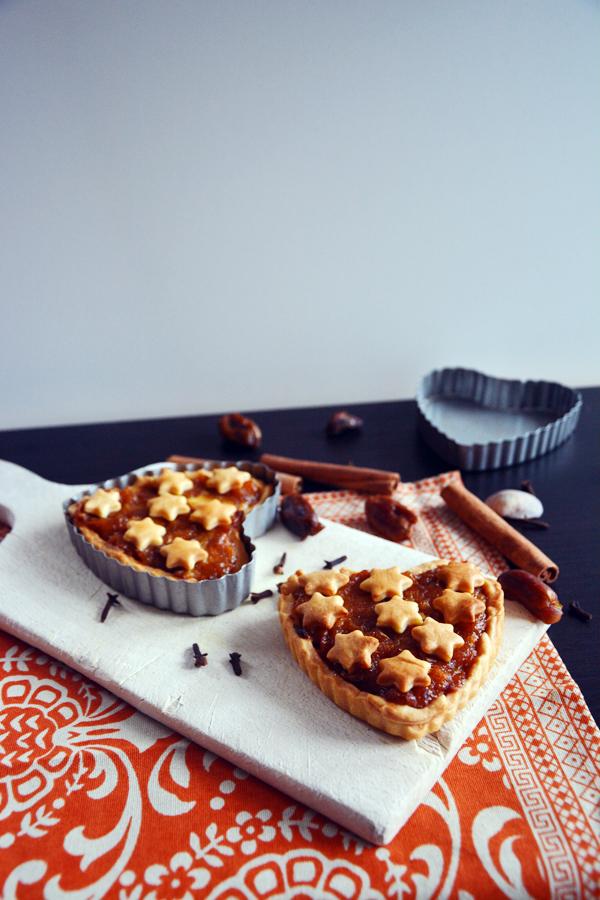 Mini tarta z jabłkami 3