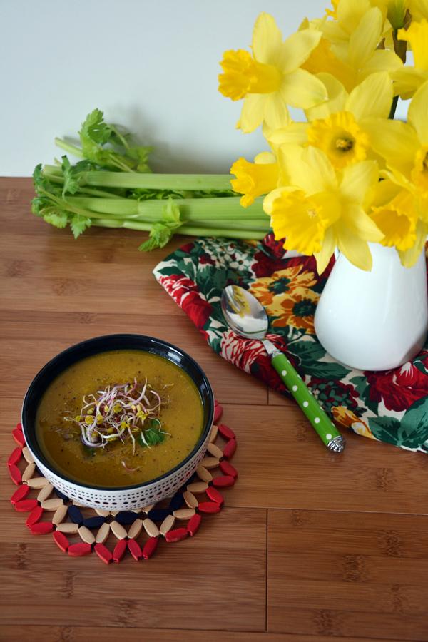Zupa krem z ciecierzycy 1