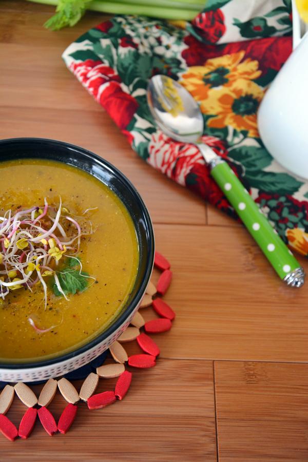 Zupa krem z ciecierzycy 3