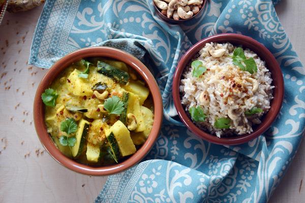 Banana curry 5