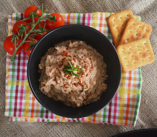 pasta do chleba pomidory z ricotta 4