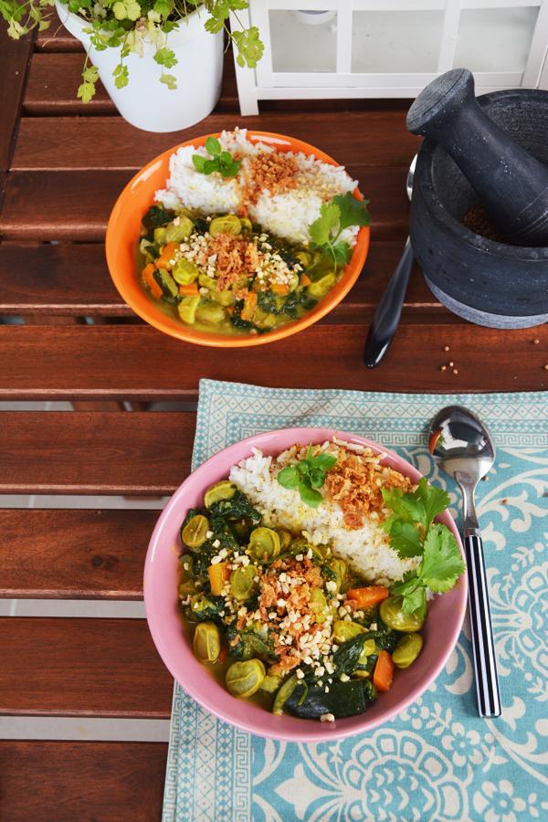 potrawka indyjskie curry z bobem 4
