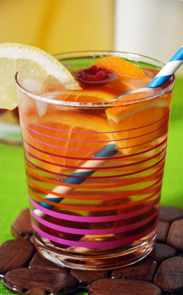 ice tea mrożona herbata domowy sposób 3
