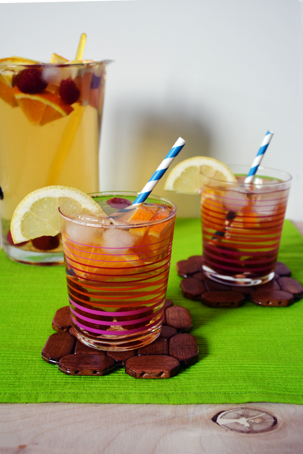 ice tea mrożona herbata domowy sposób 4